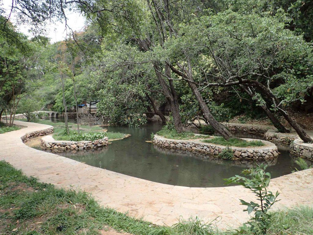 White Dragon Pool