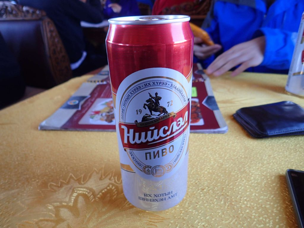 When in Mongolia…