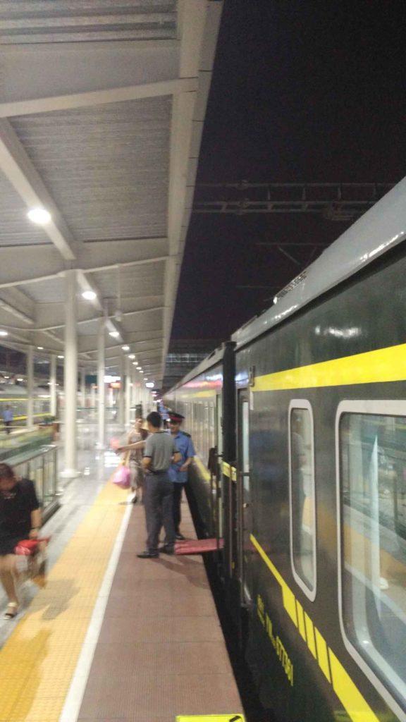 Very, very long train