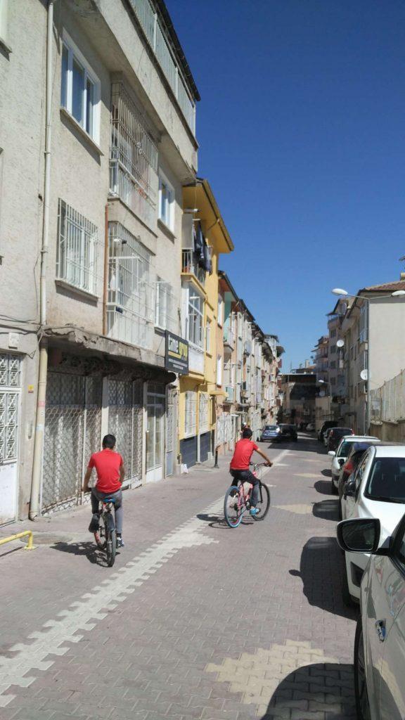 The mean streets of Malatya