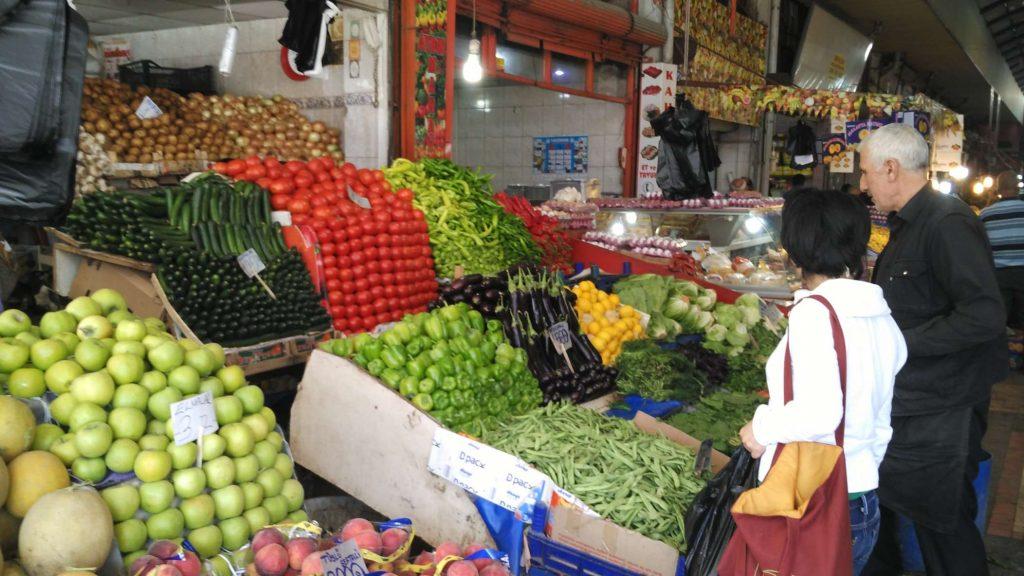 Malatya's market