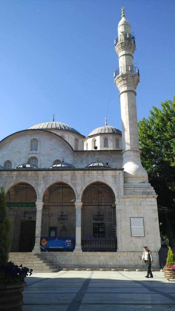 Malatya's central mosque