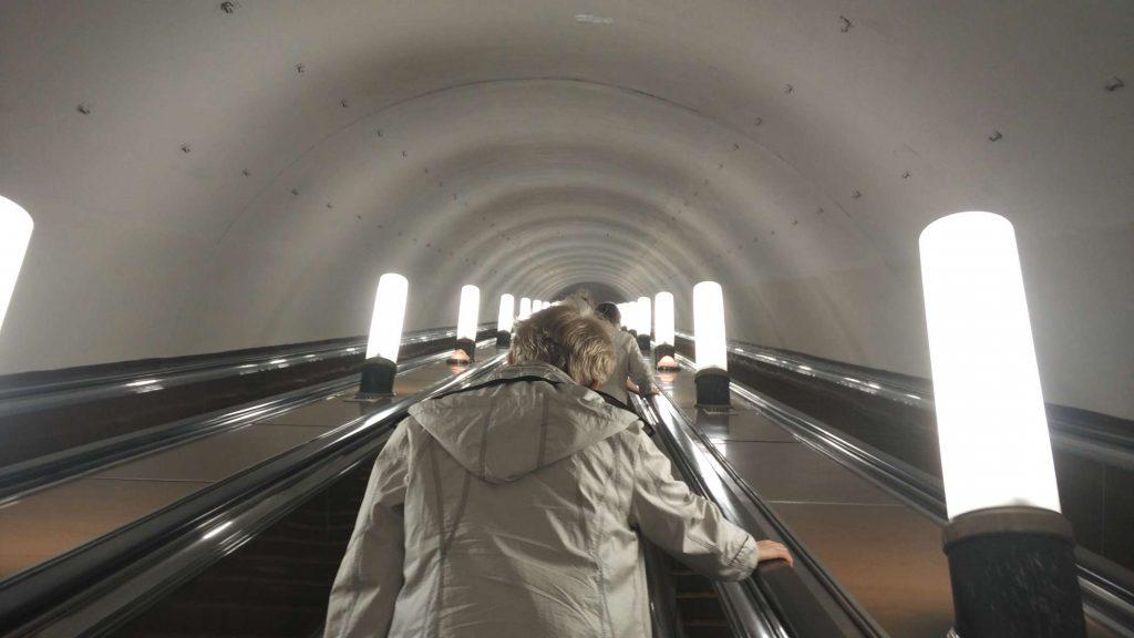 The charmingly Soviet subway
