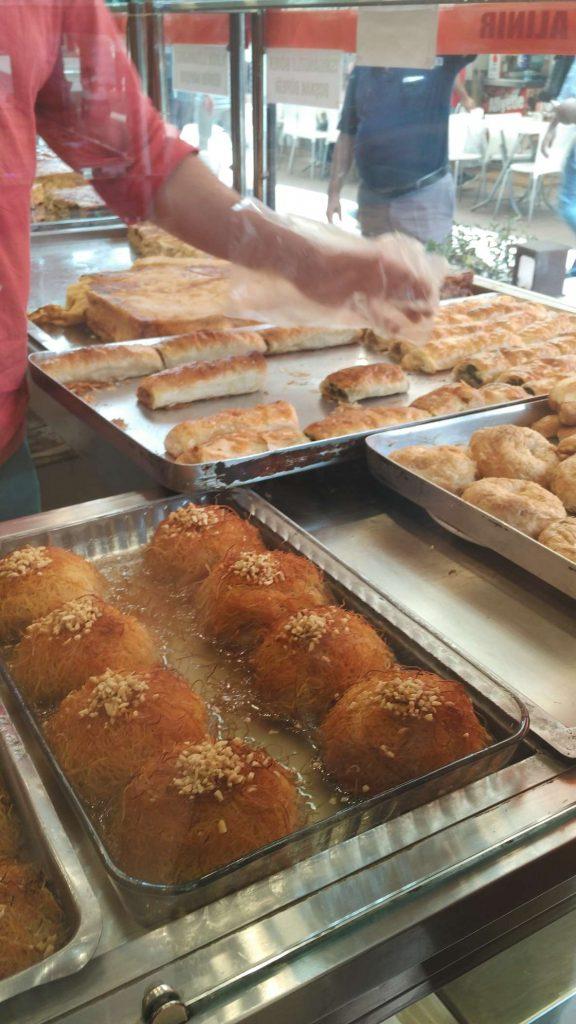 Once again, bakery
