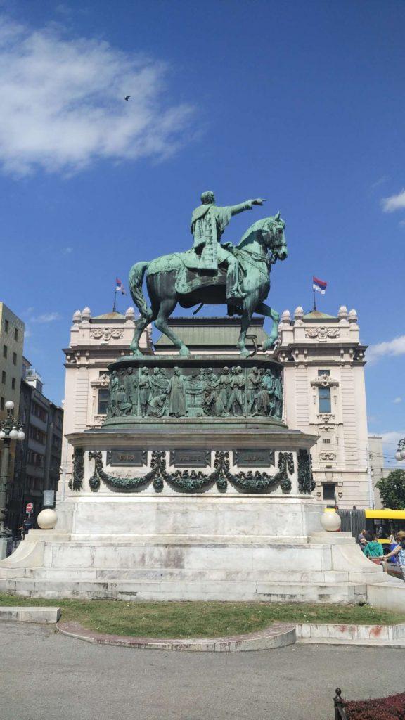 Centre of Belgrade