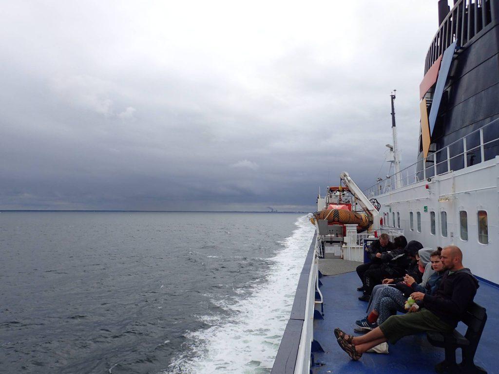 Goodbye Rostock, goodbye Germany – goodbye continental Europe!