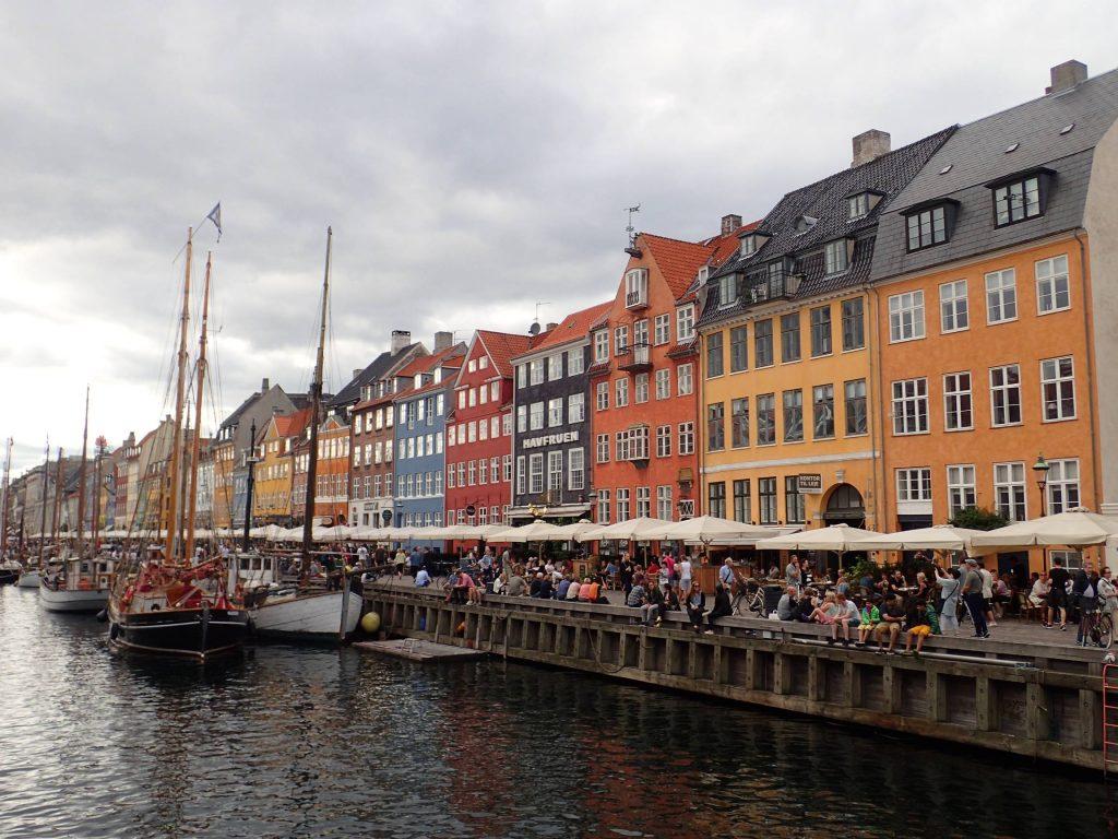 Perhaps Copenhagen's most recognizable street: Nyhavn